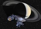 Звёздную пыль нашли в районе Сатурна